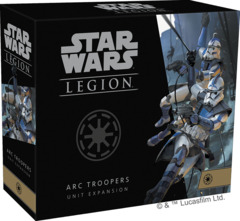 (SWL70)  Star Wars: Legion - ARC Troopers Unit Expansion