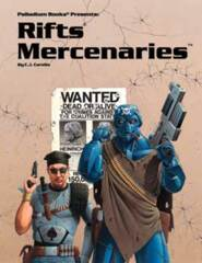 PAL813 Rifts® Mercenaries™