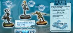(280004) Dire Foes Mission Pack 4: Flee or Die