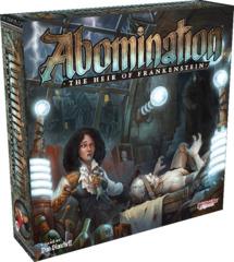Abomination- Hier to Frankenstein
