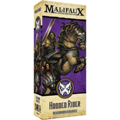 WYR23426 Malifaux 3E: Neverborn - Hooded Rider