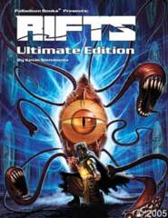 PAL800HC Rifts® RPG, Ultimate Edition