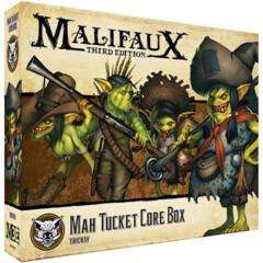 WYR23610 Malifaux 3E: Bayou - Mah Tucket Core Box
