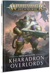 (84-02) Kharadron Overlords Battletome