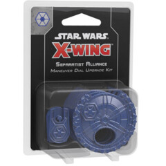 SWZ35  X-Wing (2nd Edition): Separatist Alliance Maneuver Dial Upgrade Kit