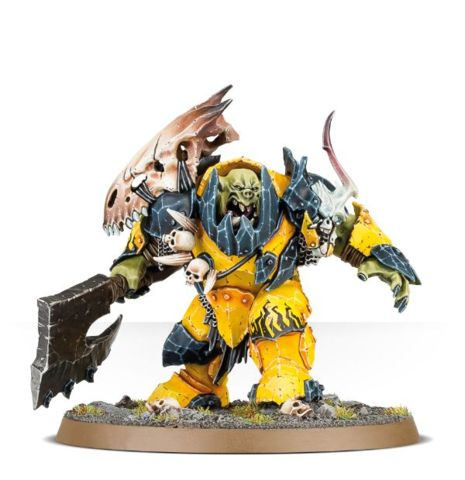 (89-26) Orc Warboss / Megaboss