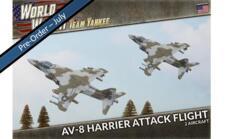 TUBX26 AV-8 Harrier Attack Flight (Plastic)