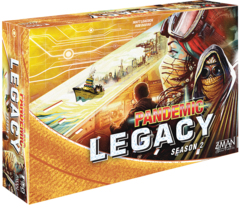ZMG7173 Pandemic: Legacy Season 2 - Yellow (stand alone)