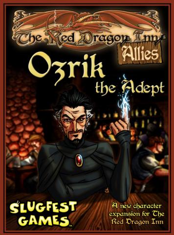 SFG 017 Red Dragon Inn: Allies - Ozrik the Adept Expansion