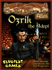 SFG 017 Red Dragon Inn: Allies - Ozrik the Adept Expansion