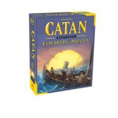 CATAN: EXPLORERS & PIRATES™ GAME EXPANSION