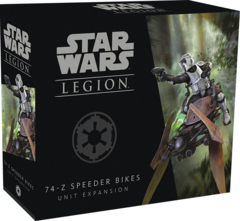 (SWL06)  Star Wars: Legion - 74-Z Speeder Bikes Unit Expansion