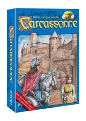 Carcassonne (includes Bonus River Expansion)