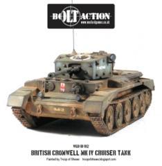British: Cromwell Mk IV Cruiser Tank