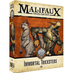WYR23719 Malifaux 3E: Ten Thunders - Immortal Tricksters