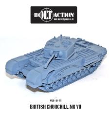 British: Churchill