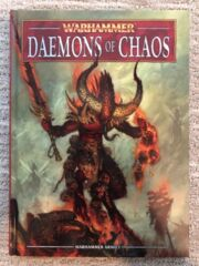 Daemons Of Chaos- Sealed Copy