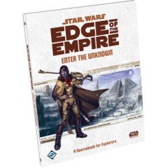 SWE06/Star Wars: Edge of the Empire RPG - Enter the Unknown