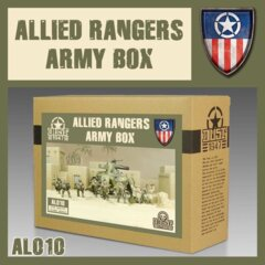 AL010 ALLIED RANGERS ARMY BOX
