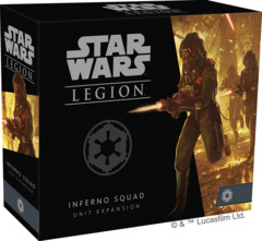 (SWL69)  Star Wars: Legion - Inferno Squad Unit Expansion