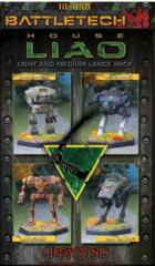 10-046 House Liao Light-Medium Lance Set