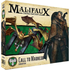 WYR23212 Malifaux 3E: Resurrectionists - Call to Madness (Preorder)