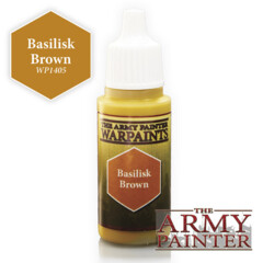 Warpaints: Basilisk Brown 18ml