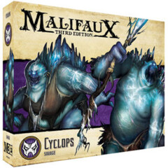 WYR23411 Malifaux 3E: Neverborn - Cyclops