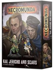 (300-38) NECROMUNDA KAL Jericho and SCABS