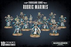 (43-35) Rubric Marines