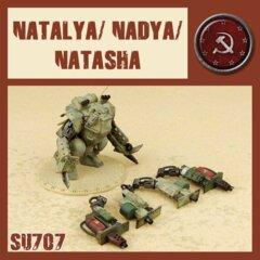 SU707  NATAYLA /  NADYA / NATASHA