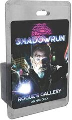 CAT28500/Shadowrun RPG: 6th Edition Rogue`s Gallery - An NPC Deck