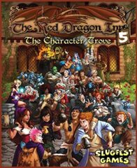 SFG 019 Red Dragon Inn 5: The Character Trove