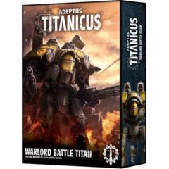 (400-06)  Adeptus Titanicus: Warlord Battle Titan