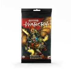 (111-42) Warcry: Slaves to Darkness Card Pack