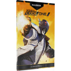 CVB2288803 Infinity CodeOne: Rulebook (Softcover)