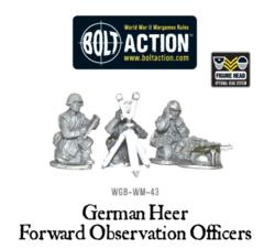 German Forward Observer Officers