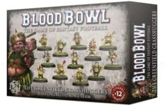(200-65) The Greenfield Grasshuggers - Halfling Blood Bowl Team
