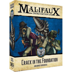 WYR23325 Malifaux 3E: Arcanists - Crack in the Foundation