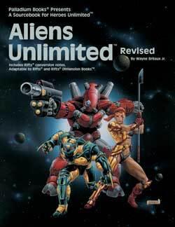 PAL515 Aliens Unlimited™