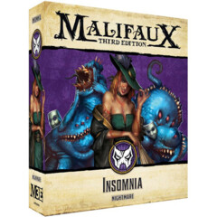 WYR23403 Malifaux 3E: Neverborn - Insomnia