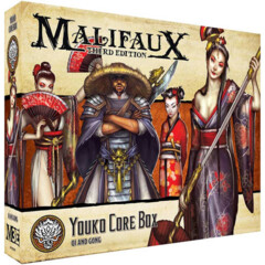WYR23701 Malifaux 3E: Ten Thunders - Youko Core Box