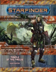 (PZO7202) Starfinder Adventure Path #2: Temple of the Twelve (Dead Suns 2 of 6)