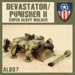 AL807  DEVESTATOR / PUNISHER   II