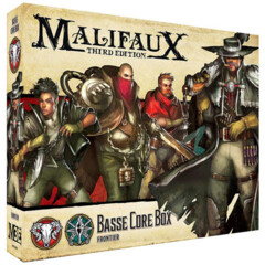 WYR23101 Malifaux 3E: Guild - Basse Core Box