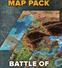 CAT35152 BattleTech: Map Pack - Battle of Tukayyid  (PREORDER)