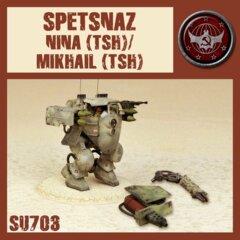 SU703  NINA / MIKHAIL