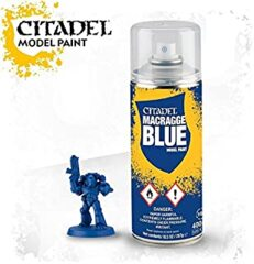 (62-16) Macragge Blue Spray