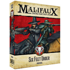 WYR23115 Malifaux 3E: Guild - Six Feet Under