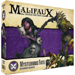 WYR23425 Malifaux 3E: Neverborn - Mysterious Fate